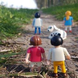 Scheiding verwerken als kind